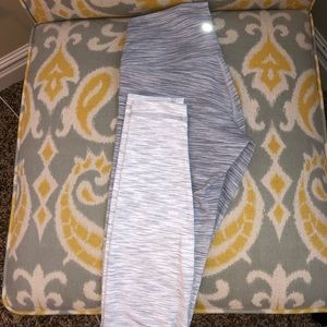 Ombré lululemon leggings